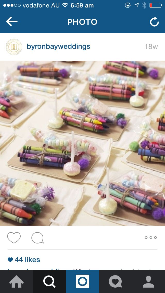 Favors for Church