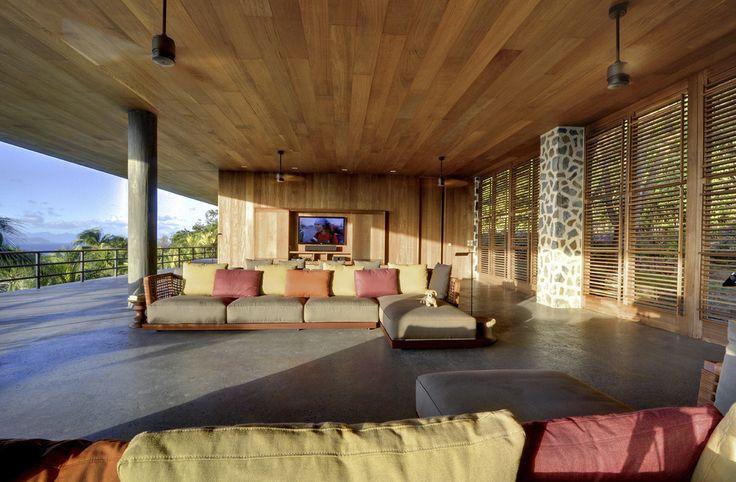 Le 25 migliori idee su stile tropicale su pinterest for Case in stile villa italiana