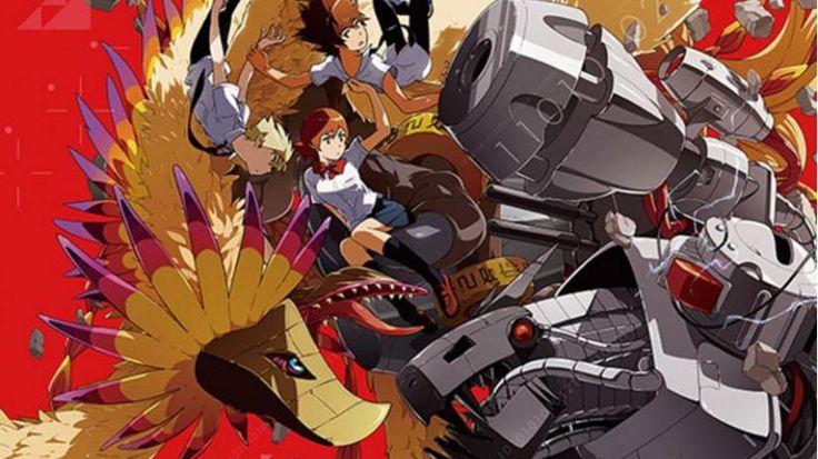 فيلم Digimon Adventure tri. 5: Kyousei الجزء 1 قصة الفيلم : يعتبر هذا الفيلم الجزء الخامس لسلسة أفلام Digimon Adventure tri...