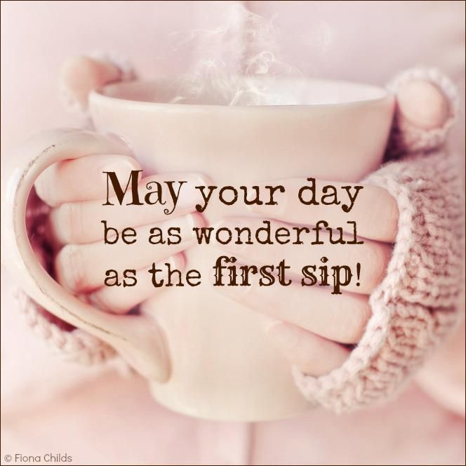 Good morning coffee lovers! Did you know that coffee may protect your liver health? Drink up! :)