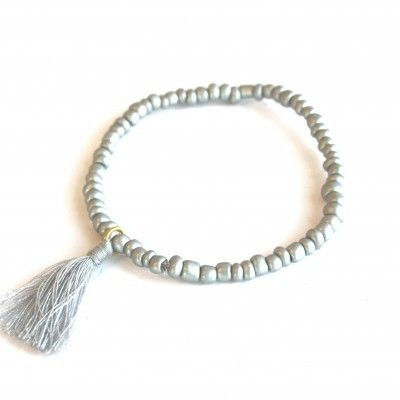 ARMBAND HAPPY GREY