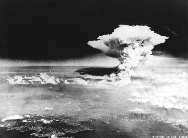 Όχι, αυτό δεν είναι το πυρηνικό μανιτάρι της Χιροσίμα