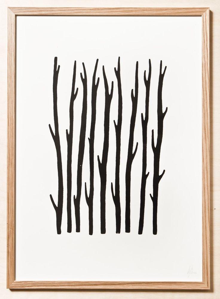 Trees by My Buemann