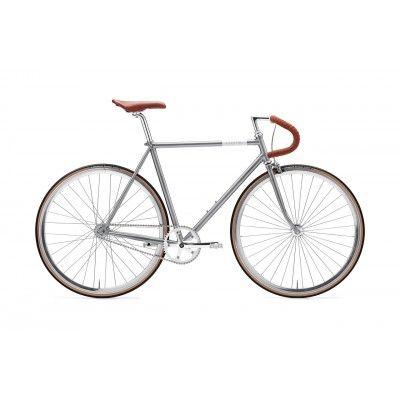 """Rower dla Twojego faceta Creme Vinyl Solo Gray 28"""". Dla mężczyzn lubiących długie wycieczki za miasto. http://damelo.pl/rowery-miejskie-dla-twojego-mezczyzny/540-rower-dla-twojego-faceta-creme-vinyl-solo-gray-28.html"""