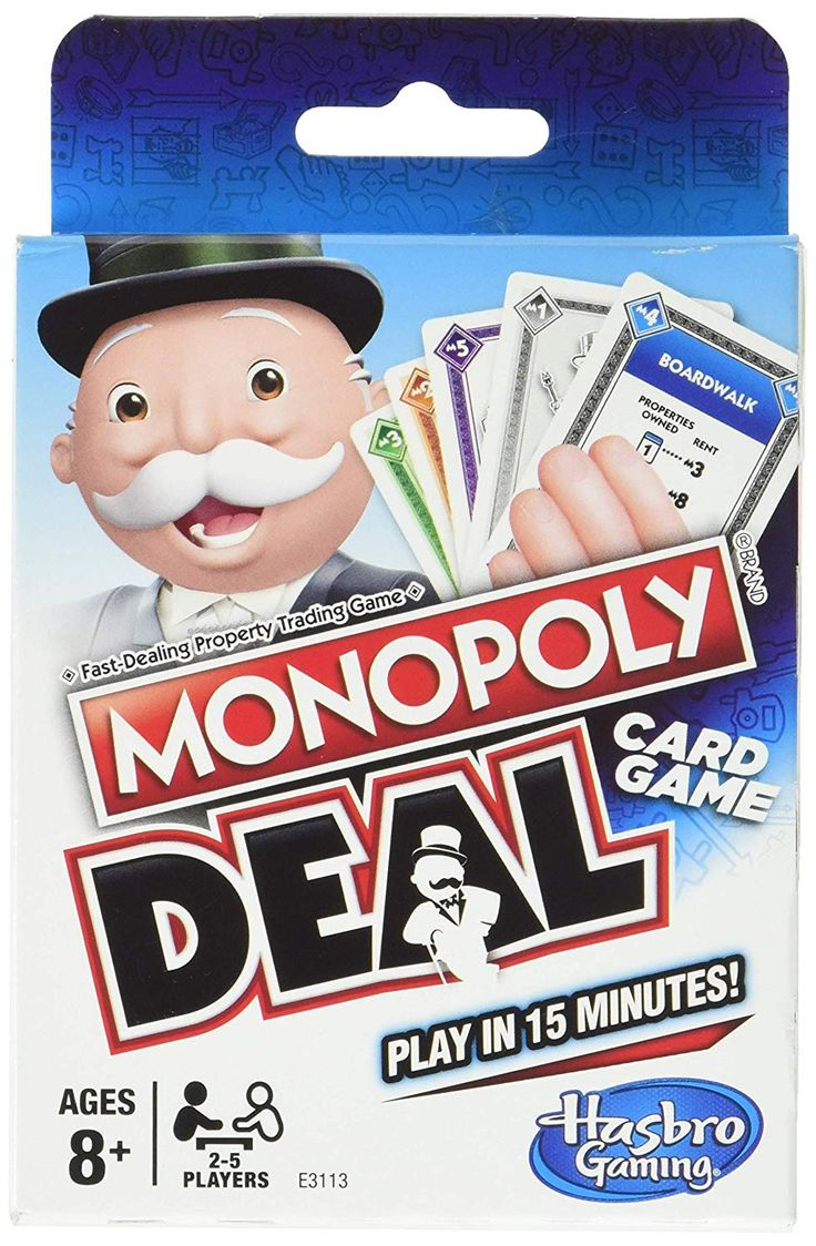 Monopoly Deal Card Game Only 4.97! a Coupon