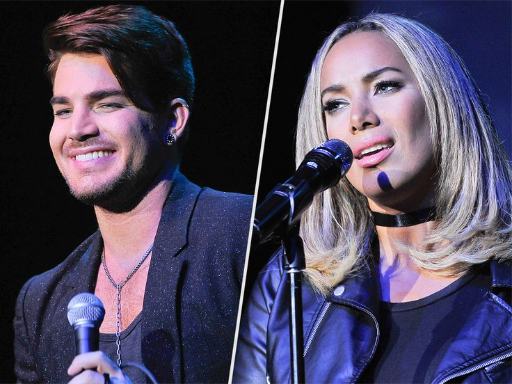 Adam Lambert and Leona Lewis to Perform Little Big Town's 'Girl Crush' on CMT's Artists of the Year Special http://www.people.com/article/adam-lambert-leona-lewis-perform-girl-crush