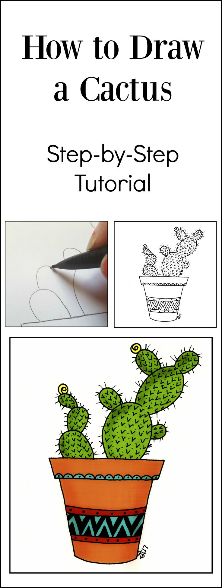 how to draw a watermelon easy