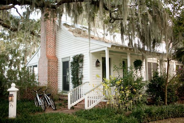 cottages at the Inn at Palmetto Bluff in Bluffton, SC