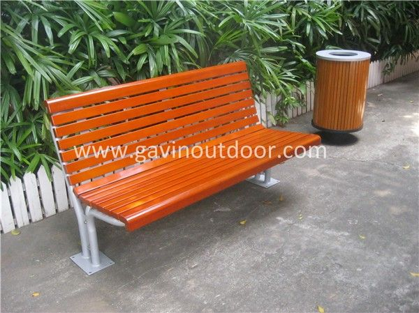 Outdoor furniture park bench wooden street bench, View park bench wooden, Gavin Product Details from Guangzhou Gavin Urban Elements Co., Ltd. on Alibaba.com