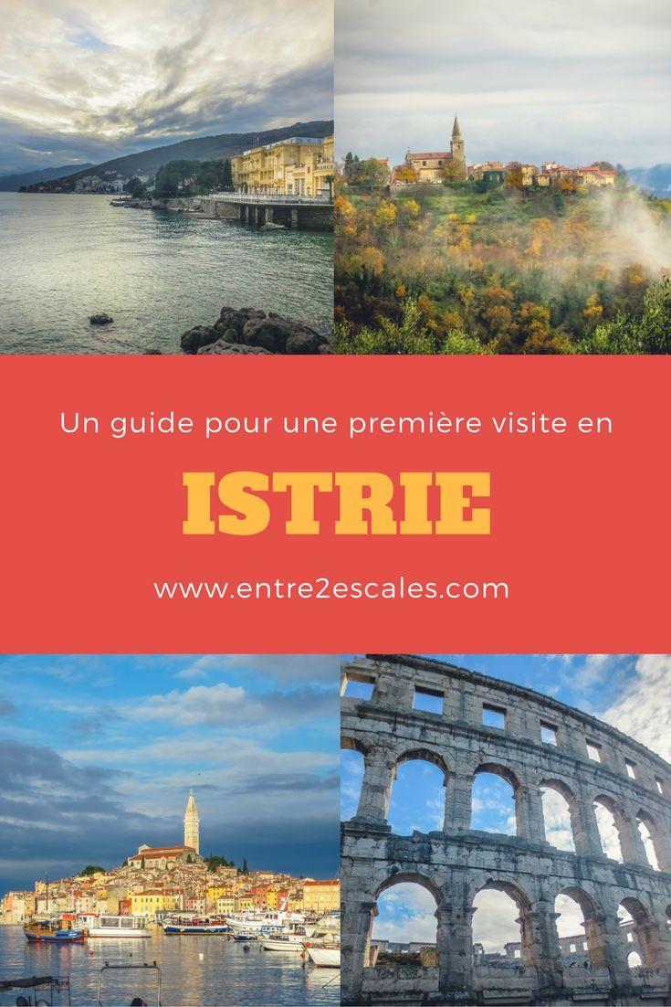 CROATIE |Itinéraire de 5 jours en Istrie ~ ENTRE 2 ESCALES