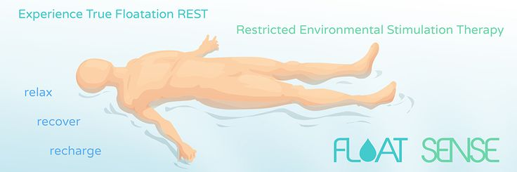 Experience True Floatation REST
