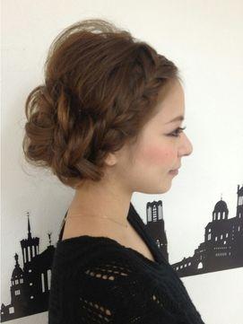 前髪長めアレンジ♡ボブ~ロングの髪型別♡学校や結婚式にも♪ | 美人部