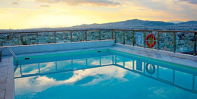 Bon Viveur | Οι πιο οικονομικές πισίνες ξενοδοχείων στην Αθήνα