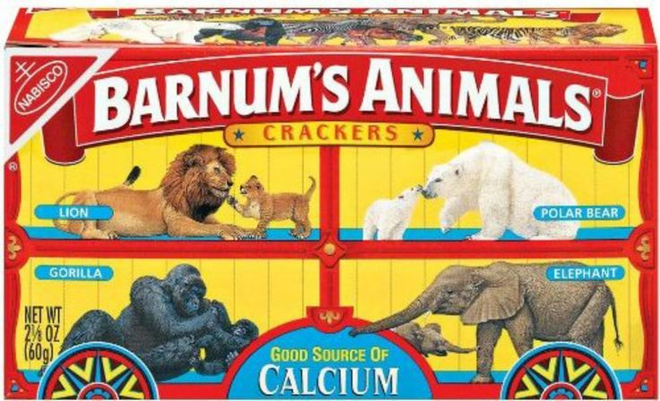 barnum animal crackers - Yahoo Image Search Results