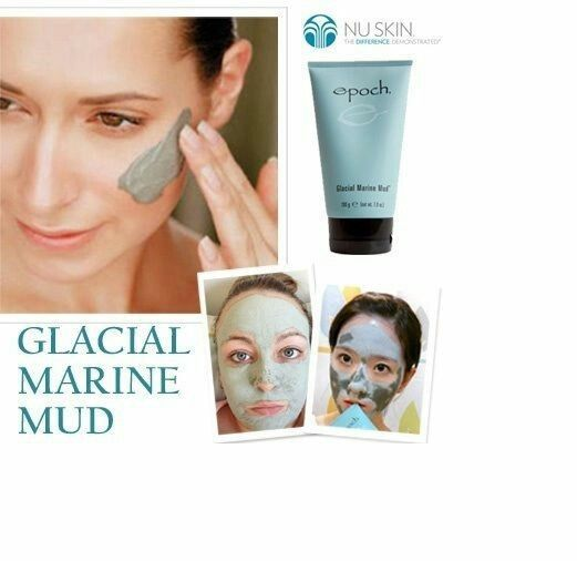 NuSkin Epoch Glacial Marine Mud Mask Peel Face/Body Acne Fix BLEMISH CONTROL NEW in Health & Beauty, Facial Skin Care, Masks & Peels | eBay!
