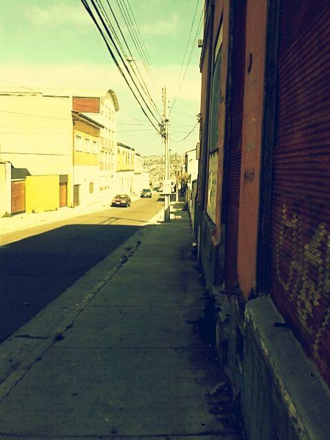 Calles de Playa Ancha, Valparaiso
