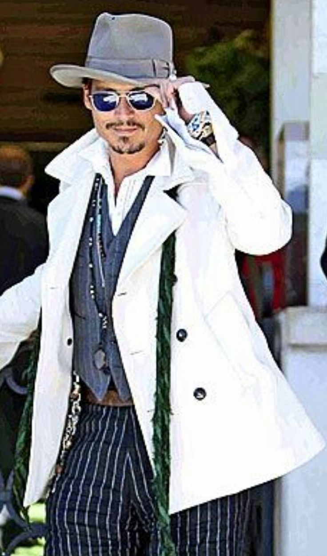 j'adore ce gars <3 <3 J. Depp <3
