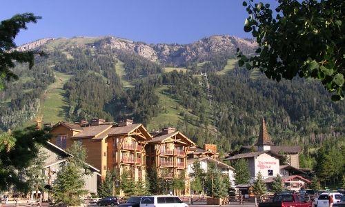 Jackson Hole Resort Teton Village. Our honeymoon destination!