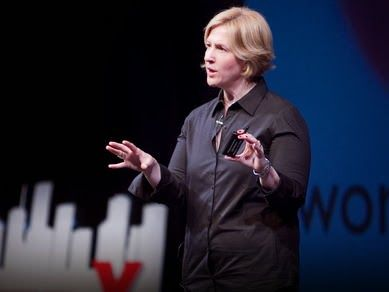 Brene Brown TED talk #daringgreatly #confidence #vulnerability