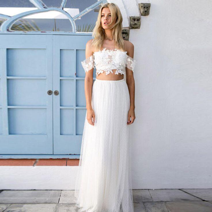 114 best weeding dresses images on Pinterest | Short wedding gowns ...