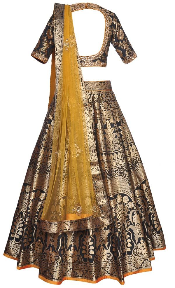 Best 25 simple lehenga ideas on pinterest lehnga simple lengha simple and lehenga - Brocade home decor style ...