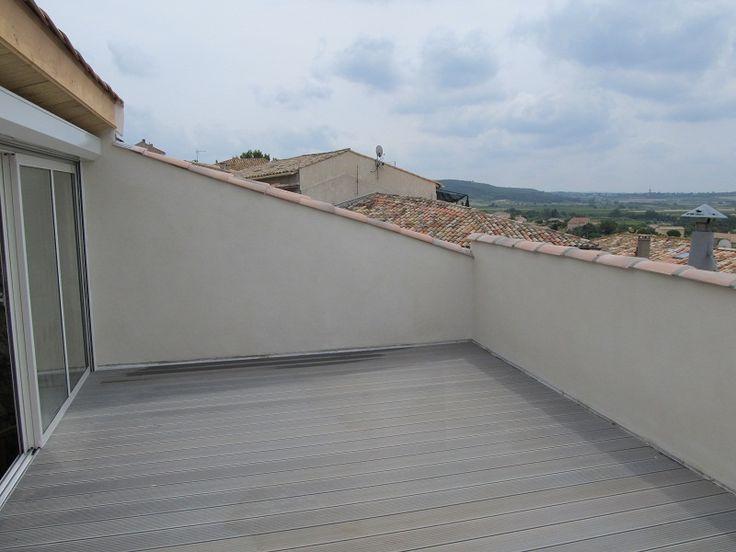 Terrasse Tropezienne Lyon : 1000 id u00e9es sur le th u00e8me Dallage Terrasse sur Pinterest