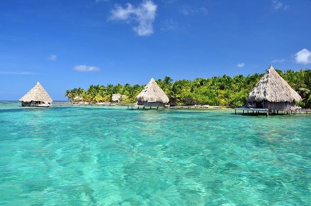 Glover's Atoll Resort, Belize, photo by David Hogan