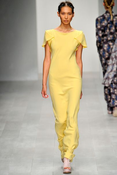 Maria Grachvogel Spring/Summer 2013 Ready-To-Wear Collection | British Vogue