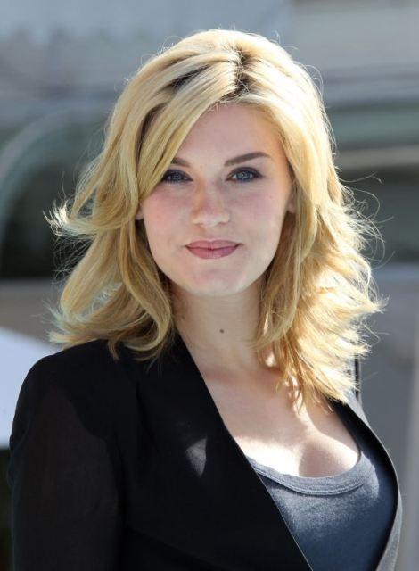 Emily Rose is Audrey Parker in Haven, SyFy TV