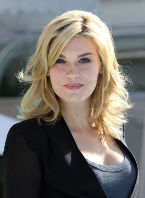 Emily Rose is Audrey Parker in Haven, SyFy TV