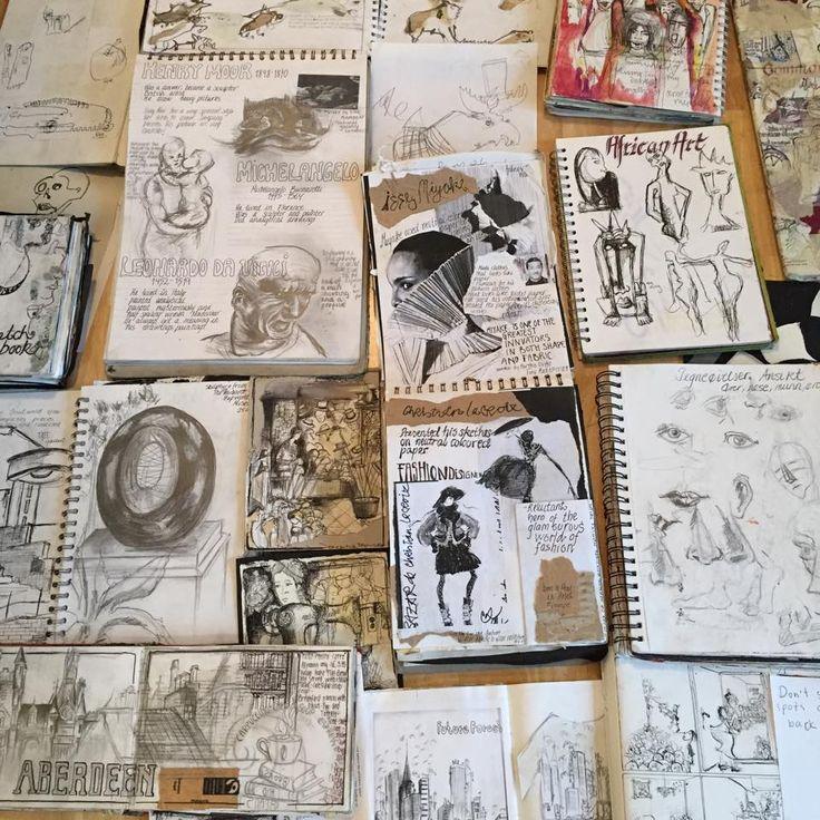 Sketchbooks 2002-4