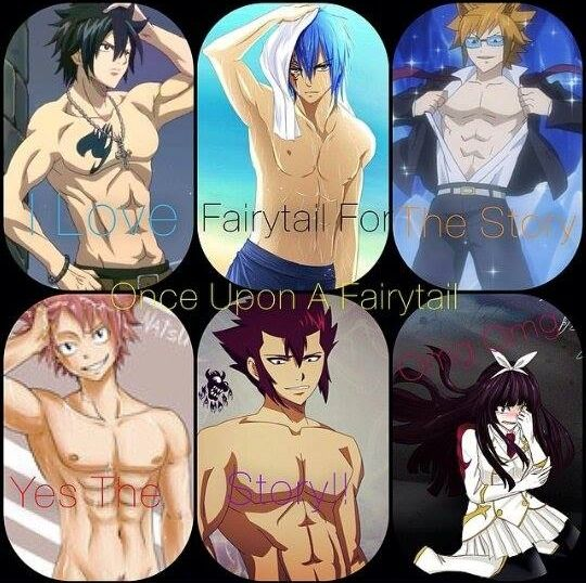 Fairy tail naked hot pics — pic 13