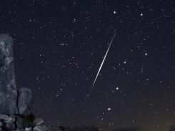 Quadrantids meteor shower will produce up to 100 shooting stars between 3 a.m. and 5 a.m. Wednesday morning. Awesome! Xo