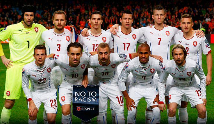 La selección de fútbol de República Checa en Eurocopa de Francia 2016