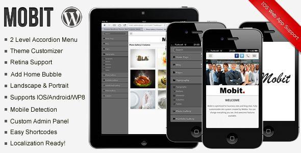 47 mejores imágenes de Wordpress themes en Pinterest | Tema de ...