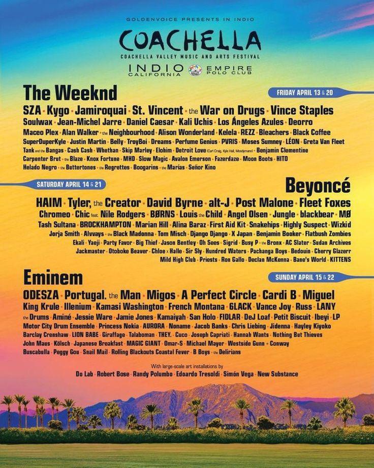 #tickets Coachella weekend 1 ticket please retweet