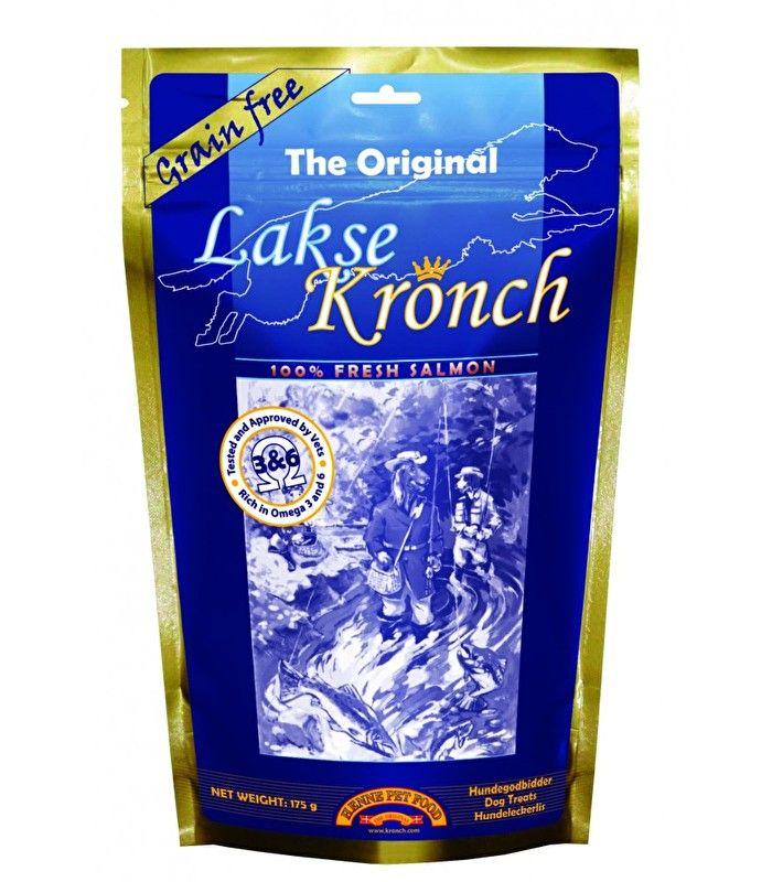 """Henne Kronch """"Original"""" Zalmsnacks voor honden 100% zalm De gezonde koekjes zijn graanvrij#glutenvrij#hypoallergeen"""