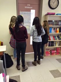 Room 213: Gallery Walks for Critical Thinking