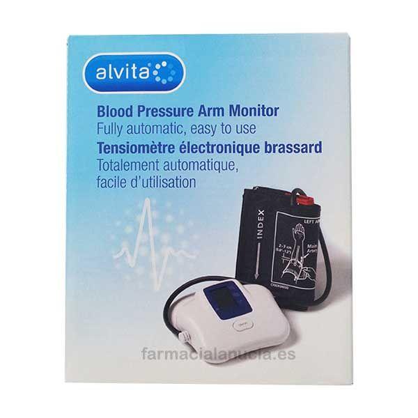 Alvita Tensiometro de Brazo Automático