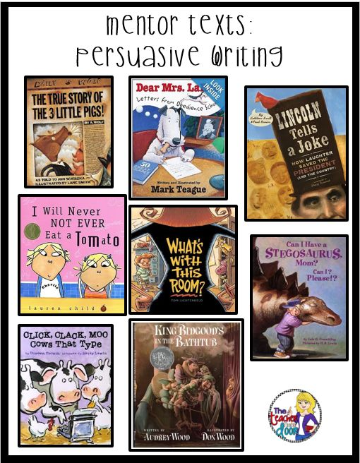 Anchor chart describing examples of persuasive writing and the importance  of thinking about your audience  Scholastic