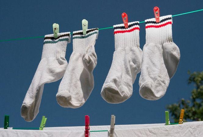 Теперь я знаю, как вернуть белизну носкам и футболкам без всякой химии. Мой белый белее снега! — HandMade