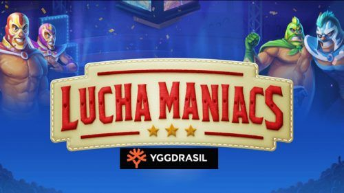 Yggdrasil Gaming announces new slot game Lucha Maniacs
