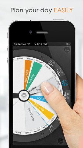 #iphone #app #productivity #interface #design