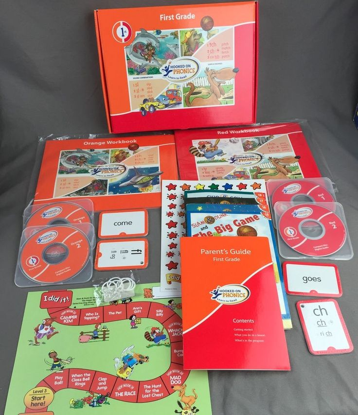 Hooked on Phonics Learn to Read - Level 5 : Transitional ...