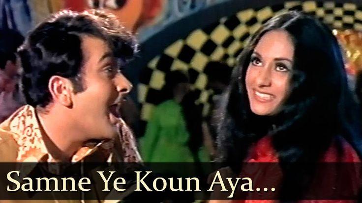 Samne Yeh Kaun - Randhir Kapoor - Jaya Bhaduri - Jawani Diwani - Bollywo...