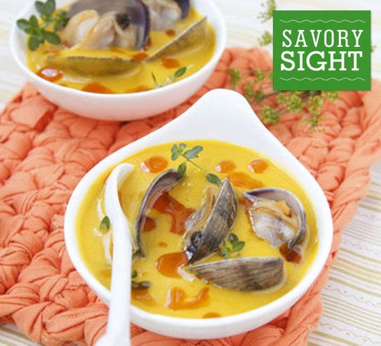 Summer Clam Soup