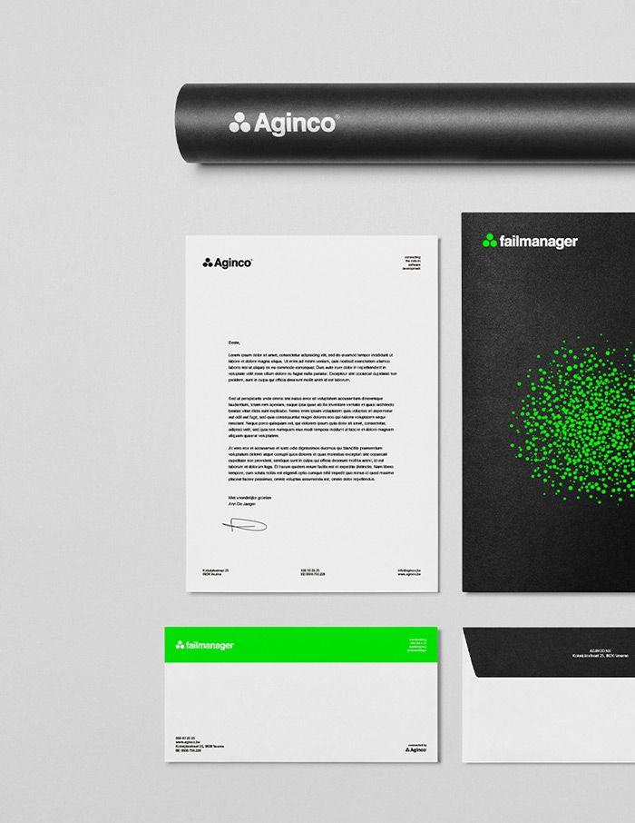 Aginco - Stationary | by Skinn Branding Agency