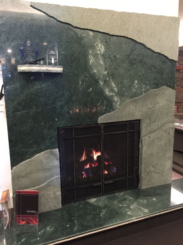 Mendota DXV 45 Gas Fireplace