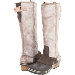 Sorel Slimpack Riding Boot...just because it is winter doesn't mean I want to wear ugly galoshes.