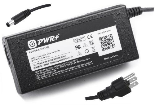 Pwr+ 14 Ft Ac Adapter for Hp Officejet 100 Mobile Printer L411 L411a Cn551ab1h Cn551a#b1h L 411 411a ; 65 Watt Charger Power Supply Cord Top Office Shop